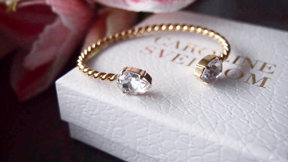 Caroline Svedbom Mini drop bracelet
