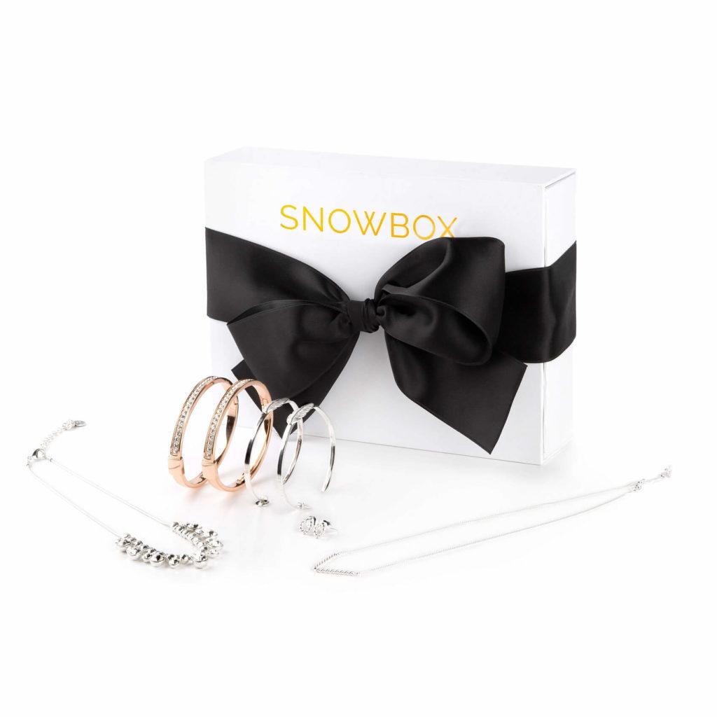 Snowbox Smycken framfor box