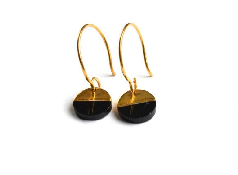 Syster P Dixxi Earring Black Onyx