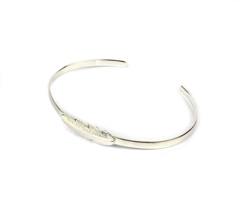 Syster P Feather Bangle