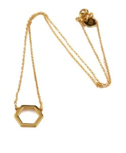 Syster P Hexagon Gold